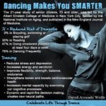 How Dancing Makes You Smarter